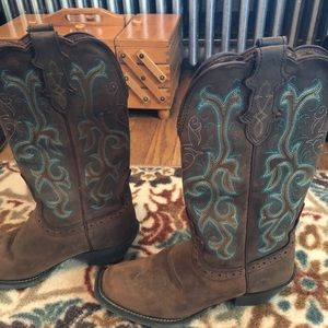 Authentic Cowgirl boots
